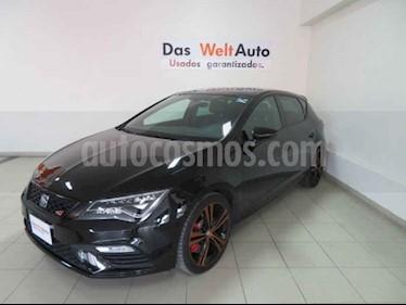 Foto venta Auto usado SEAT Leon Cupra 2.0L T  (2019) color Negro precio $464,995