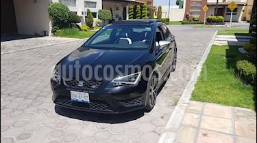 Foto venta Auto Seminuevo SEAT Leon Cupra 2.0L T (2016) color Negro precio $340,000