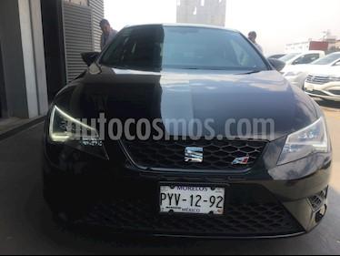 Foto venta Auto usado SEAT Leon Cupra 2.0L T (2015) color Negro precio $308,900