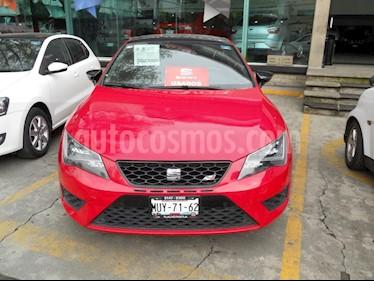 Foto venta Auto Seminuevo SEAT Leon Cupra 2.0L T  (2015) color Rojo precio $340,000