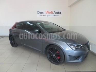 Foto venta Auto usado SEAT Leon Cupra 2.0L T (2016) color Gris Pirineos precio $344,995