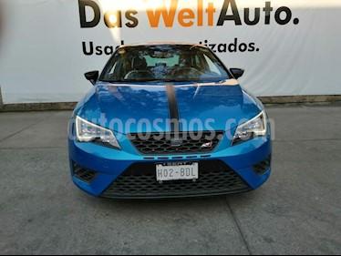 SEAT Leon Cupra 2.0L T usado (2016) color Azul precio $335,000