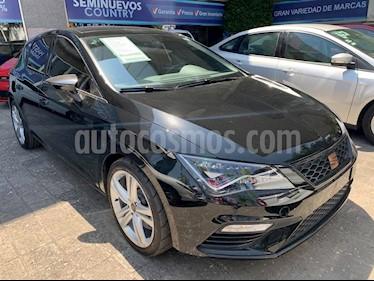 SEAT Leon Cupra 2.0L T usado (2019) color Negro precio $449,000