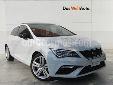 SEAT Leon Cupra 2.0L T usado (2017) color Blanco Nevada precio $369,000