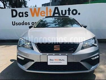 SEAT Leon Cupra 2.0L T usado (2019) color Plata precio $455,000