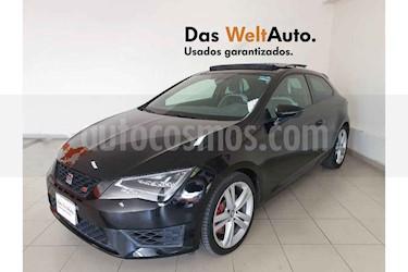SEAT Leon Cupra 2.0L T  usado (2016) color Negro precio $314,995