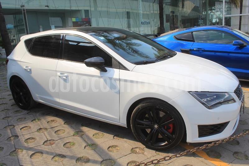 SEAT Leon Cupra 2.0L T  usado (2016) color Blanco precio $299,000