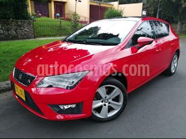 Foto venta Carro Usado SEAT Leon FR 1.8 TSI Plus (2015) color Rojo precio $57.900.000