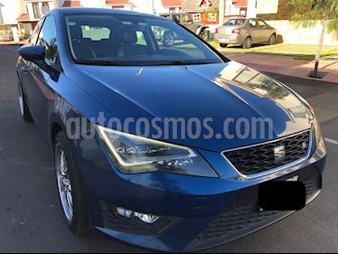 SEAT Leon SC FR 180 HP DSG Pint. Cust usado (2014) color Azul Apolo precio $210,000