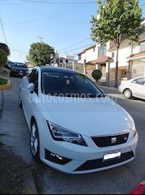 SEAT Leon SC FR 180 HP DSG usado (2016) color Blanco Nieve precio $285,000