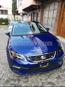 Foto venta Auto usado SEAT Leon SC FR 180 HP DSG (2018) color Azul precio $357,000