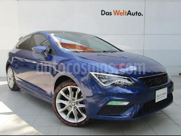 SEAT Leon SC FR 180 HP DSG usado (2018) color Azul Alor precio $340,000