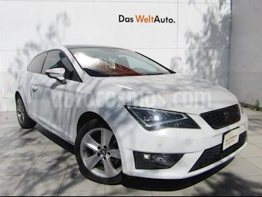 SEAT Leon SC FR 150 HP DSG usado (2016) color Blanco precio $245,000