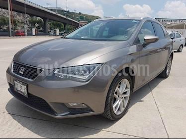 Foto venta Auto usado SEAT Leon ST 1.4L Aut (2016) color Bronce precio $239,000
