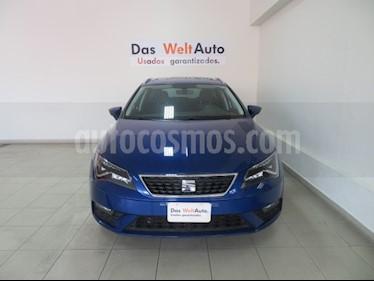 Foto venta Auto usado SEAT Leon ST 1.4L Aut (2018) color Azul Apolo precio $334,820