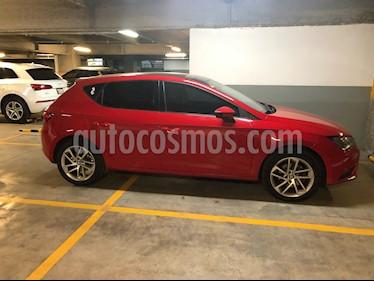foto SEAT León ST 1.4L Aut usado (2015) color Rojo precio $185,000