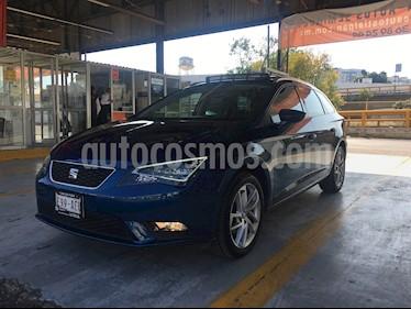 Foto venta Auto usado SEAT Leon ST 1.4L Aut (2016) color Azul precio $238,990