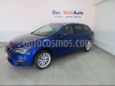 Foto venta Auto usado SEAT Leon ST 1.4L Aut (2018) color Azul precio $334,820