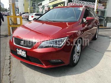 SEAT Leon ST 1.4L Aut usado (2016) color Rojo precio $235,000