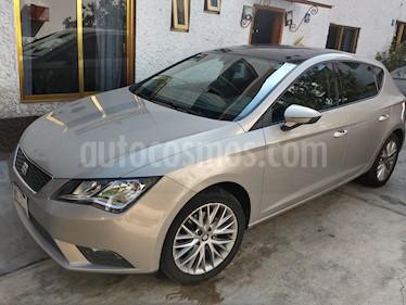 SEAT Leon 1.4T Style Plus usado (2015) color Bronce precio $190,000