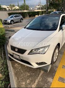 Foto SEAT Leon 1.4T Style Plus usado (2014) color Blanco precio $190,000
