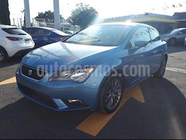 Foto venta Auto Seminuevo SEAT Leon 1.4T Style  (2015) color Azul Velocidad precio $205,000