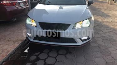Foto venta Auto Seminuevo SEAT Leon 1.4T Style  (2015) color Blanco precio $175,000