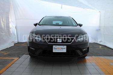 Foto venta Auto usado SEAT Leon 1.4T Style  (2018) color Negro precio $347,000