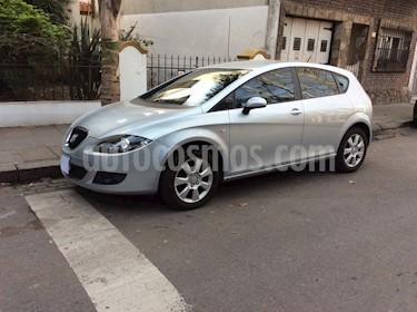 Foto venta Auto usado SEAT Leon 1.6 Full (100Cv)  (2010) color Gris precio u$s8.000