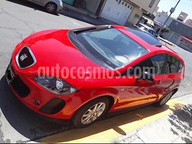 Foto SEAT Leon 1.8T Style DSG usado (2010) color Rojo precio $125,000