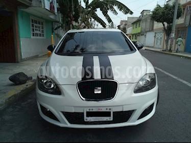 SEAT Leon 1.8T Style DSG usado (2010) color Blanco precio $109,000