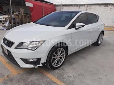SEAT Leon 5p FR L4/1.4/T Aut usado (2015) color Blanco precio $245,000