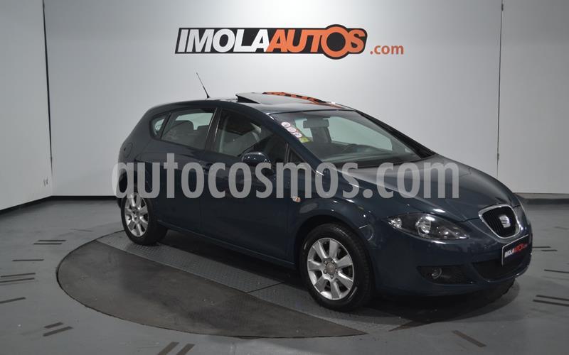 SEAT Leon 1.6 usado (2009) color Azul Mar precio $790.000