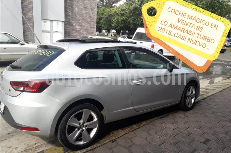 SEAT Leon 1.6 usado (2015) color Plata precio $229.000
