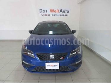 Foto venta Auto usado SEAT Leon Cupra (2019) color Azul precio $459,995