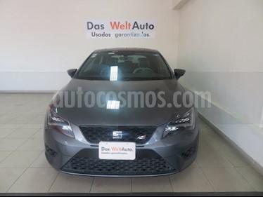 Foto venta Auto usado SEAT Leon Cupra (2016) color Gris precio $344,995