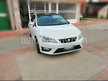 Foto SEAT Leon FR 1.4T 140 HP DSG usado (2014) color Blanco precio $205,000
