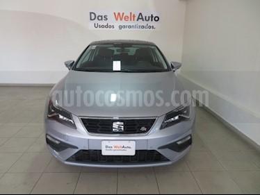 Foto venta Auto usado SEAT Leon FR 1.4T 140 HP DSG (2018) color Plata Estelar precio $349,995