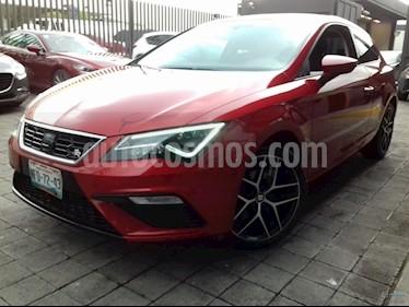 Foto venta Auto usado SEAT Leon FR 1.4T 140 HP DSG (2018) color Rojo Emocion precio $315,000