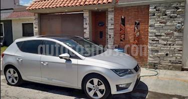 SEAT Leon FR 1.4T 140 HP usado (2014) color Plata Estelar precio $236,500