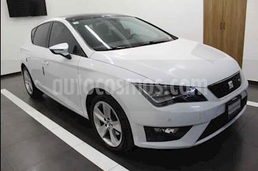 Foto SEAT Leon FR 1.4T 140 HP usado (2014) color Blanco precio $215,000