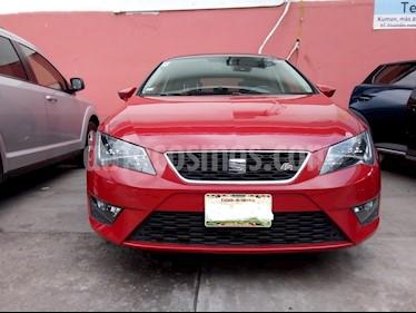 Foto SEAT Leon FR 1.4T 150 HP usado (2016) color Rojo precio $240,000