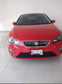 Foto venta Auto usado SEAT Leon FR 1.4T (2016) color Rojo precio $249,900