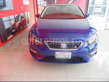 Foto venta Auto usado SEAT Leon FR 1.4T (2018) color Azul precio $360,000