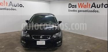 Foto venta Auto usado SEAT Leon FR 1.4T (2016) color Negro precio $269,000