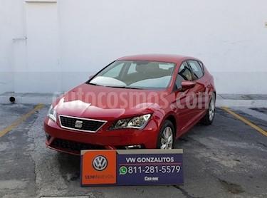 Foto SEAT Leon FR 1.4T usado (2018) color Rojo precio $277,800