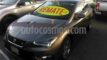 Foto venta Auto Seminuevo SEAT Leon FR 1.4T (2016) color Gris precio $269,000