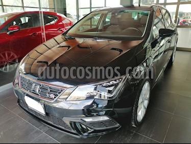 Foto SEAT Leon FR 1.4T usado (2018) color Negro Universal precio $319,000