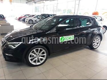 Foto venta Auto usado SEAT Leon FR 1.8 T DSG Last Edition (2017) color Negro precio $330,000