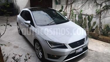 SEAT Leon FR 1.8T  180 HP DSG usado (2014) color Blanco Nieve precio $219,000